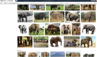 Google_elephant